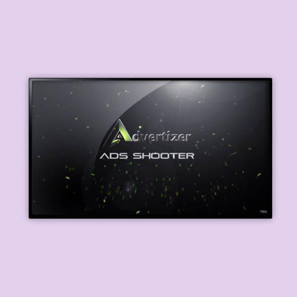 אנימציית לוגו סטרטאפ – ׳אדוורטייזר׳