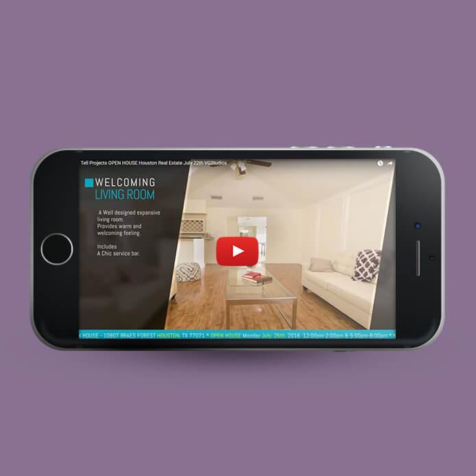 סירטון וידאו – ׳Tell Projects׳
